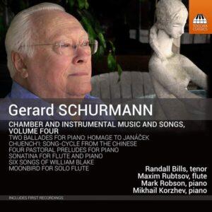 Schurmann: Chamber Music Vol.4 - Randall Bills