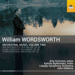 William Wordsworth: Orchestral Music Vol.2 - Arta Arnicane