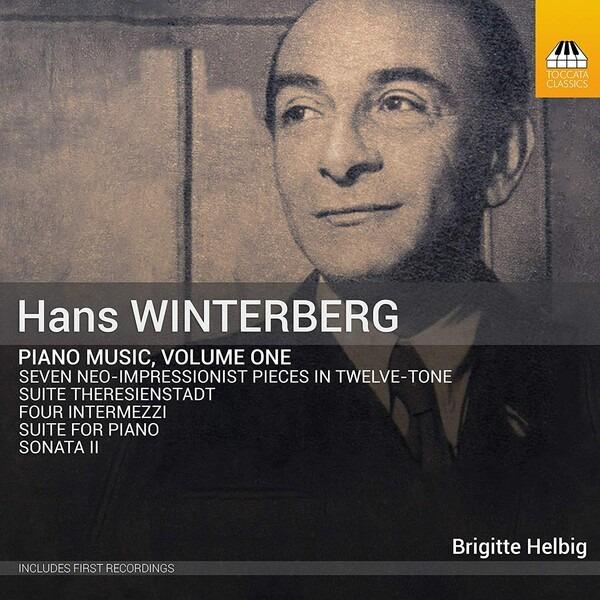 Hans Winterberg: Piano Music, Vol.1 - Brigitte Helbig