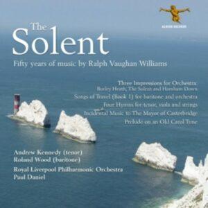 Vaughan Williams: Solent - Roland Wood