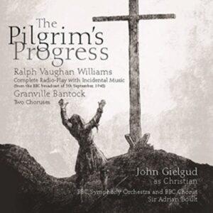 Vaughan Williams: Pilgrim's Progress - John Gielgud
