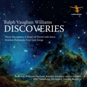 Vaughan Williams: Discoveries - Martyn Brabbins