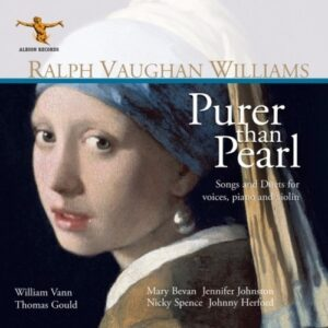Ralph Vaughan Williams: Purer Than Pearl - Mary Bevan