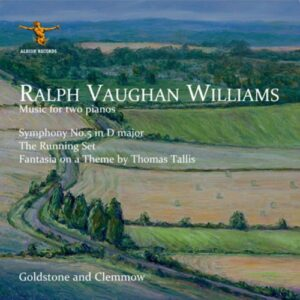 Ralph Vaughan Williams: Music For Two Pianos - Goldstone and Clemmow