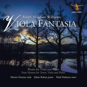 Vaughan Williams: Viola Fantasia, Works For Viola And Piano - Martin Outram
