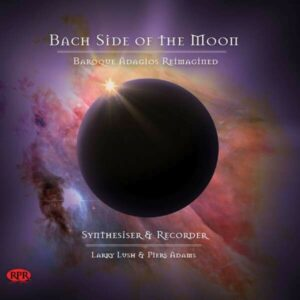 Bach Side Of The Moon - Piers Adams