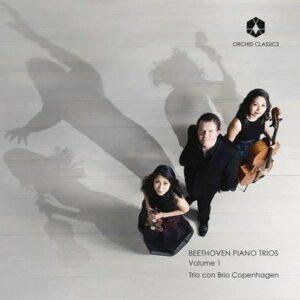 Beethoven: Piano Trios Volume I - Trio Con Brio Copenhagen