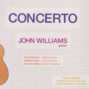 Edwards / Goss / Salinas: Concerto : Arafura Dances, Guitar Concerto, Danzas - Paul Daniel