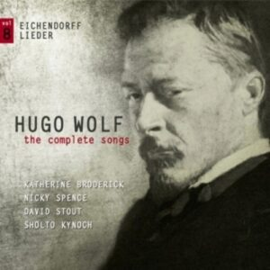 Hugo Wolf - The Complete Songs Volume 8