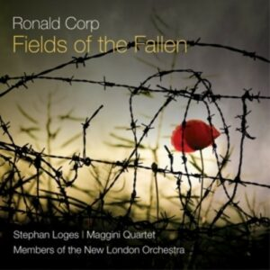 Corp: Fields Of The Fallen - Members Of The New London Orchestra