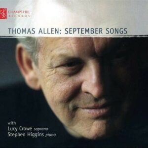 September Songs - Thomas Allen