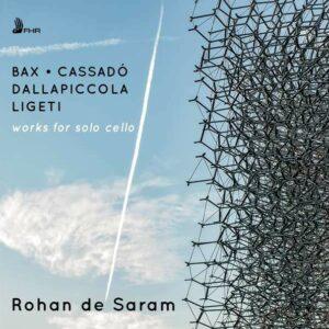 Works For Solo Cello - Rohan De Saram