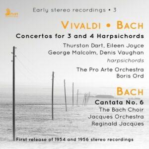 Early Stereo Recordings - 3 - Thurston Dart