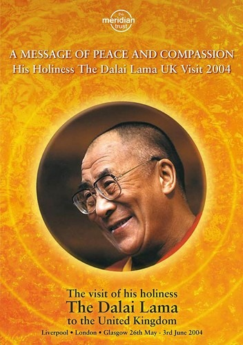 A Message Of Peace And Compassion - Dalai Lama