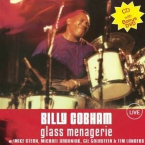 Glass Menagerie -Cd+Dvd- - Cobham, Billy