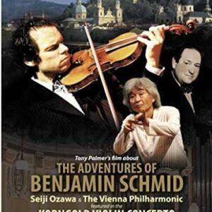 The World Of Benjamin Schmid - Palmer, Tony