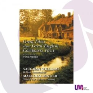 Arnold / Williams: Great English Composers Vol. 1 - Palmer, Tony