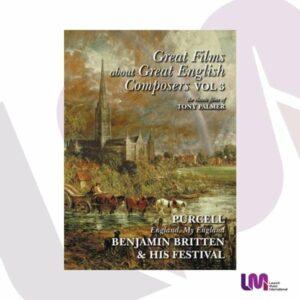 Great English Composers Vol. 3 - Palmer, Tony