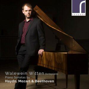 Piano Sonatas By Haydn, Mozart & Beethoven - Walewein Witten