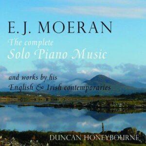 Moeran : L'œuvre pour piano seul. Honeybourne.