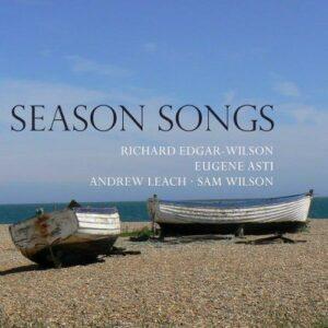 Season Songs. Mélodies de Britten, Parry, Leach. Edgar-Wilson.