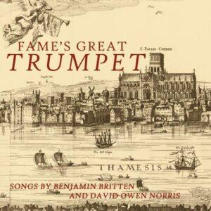 Fame's Great Trumpet. Mélodies de Britten et Owen Norris. Wilde.