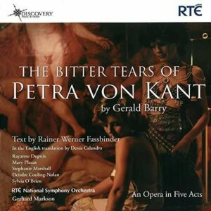 Barry: The Bitter Tears Of Petra Von Kant