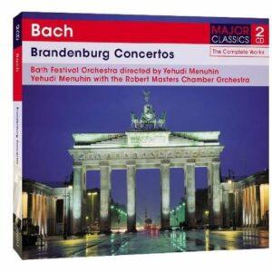 Brandenburg Concertos - Bach, J.S.
