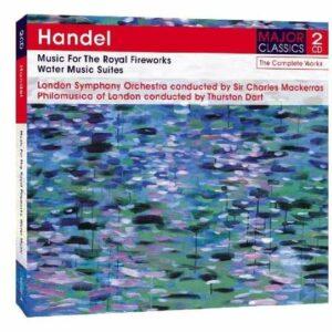Music für The Royal Fireworks - Handel, G.F.