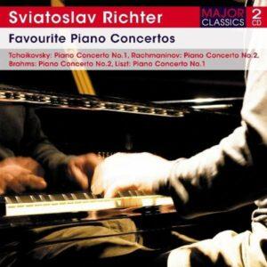 Favourite Piano Concertos - Richter