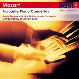 Favourite Piano Concertos - Mozart / Boult