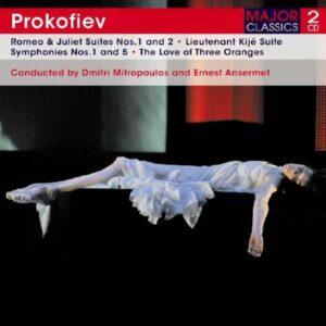Romeo And Juliet Suites - Prokofiev / Mitropoulos