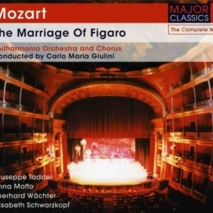 Marriage Of Figaro - Mozart, W.A.
