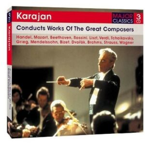 Conducts Works Of Great ... - Karajan