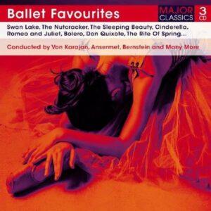Ballet Favourites - Der Schwanensee op. 20 (Ballett) (Auszug)