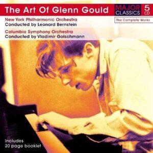 Art Of Glenn Gould - Gould