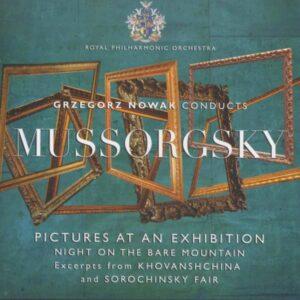Mussorgsky, Modest: Grzegorz Nowak Conducts Mussorgsky