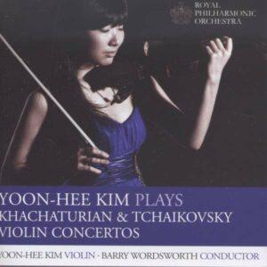 Khachaturian & Tchaikovsky: Violin Concertos - Yoon-Hee Kim