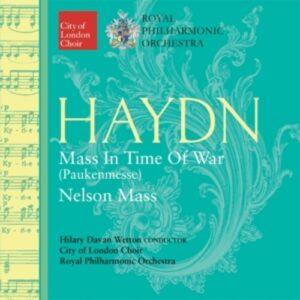 Joseph Haydn: Messen Nr.9 & 11 - Rachel Nicholls
