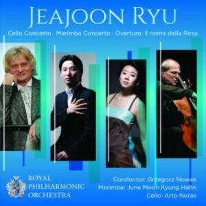 Jeajoon Ryu: Cello Concerto, Marimba Concerto - Arto Noras