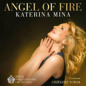Angel Of Fire - Katerina Mina