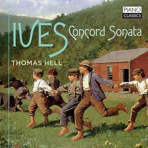 Charles Ives: Concord Sonata - Thomas Hell