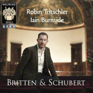 Schubert Britten: Songs & Lieder - Tritschler