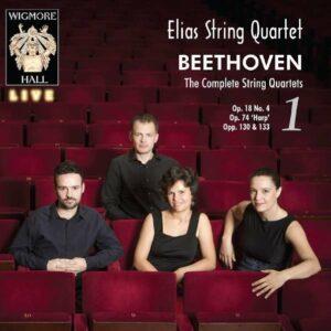 Beethoven: String Quartets Vol.1