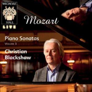 W. A. Mozart: Piano Sonatas Volume 3 - Blackshaw