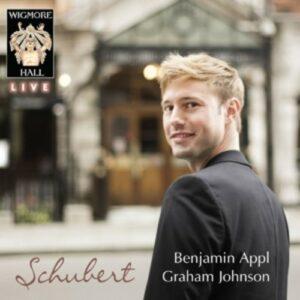 Franz Schubert: Lieder - Benjamin Appl