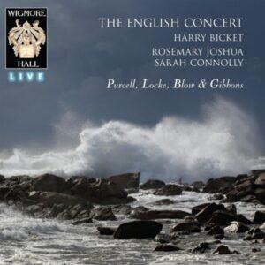 Purcell, Locke, Blow & Gibbons - Rosemary Joshua