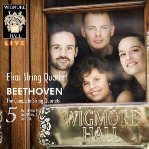Beethoven: String Quartets Vol. 5 - Elias String Quartet