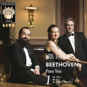 Beethoven: Piano Trios Vol.1 - Atos Trio