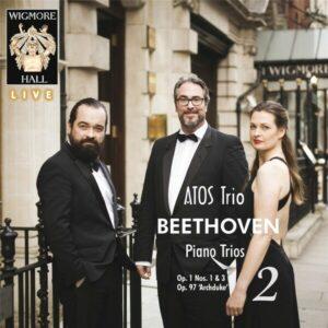 Beethoven: Piano Trios Vol.2 - Atos Trio